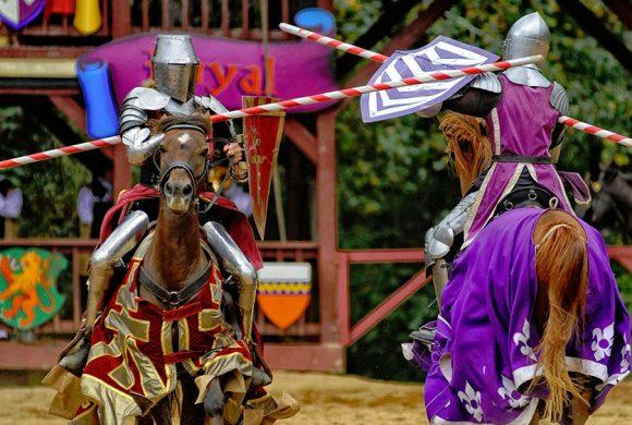 Espectáculos medievales para eventos en Madrid