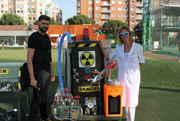 Team building en Madrid para desactivar una bomba