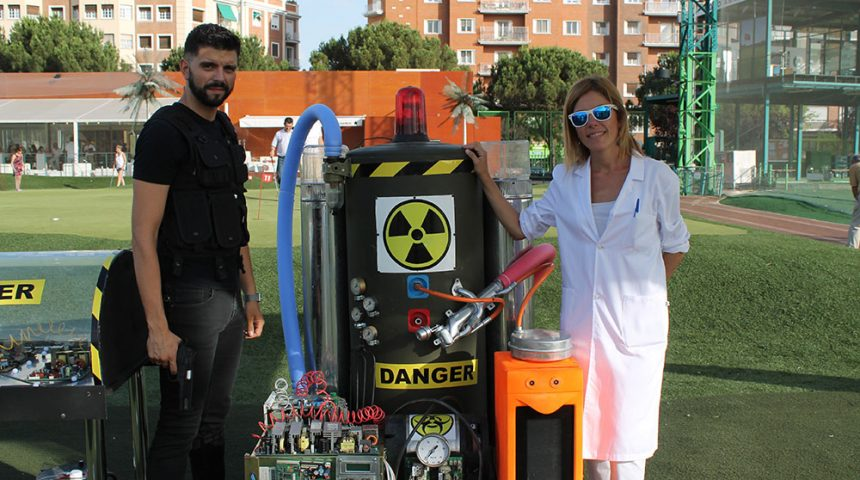 Desactiva la bomba